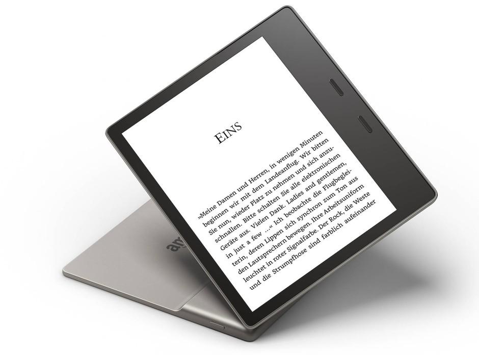 E-Book-Reader Oasis von Amazon für 230 Euro