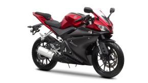 Startklar: Yamaha YZF-R 125