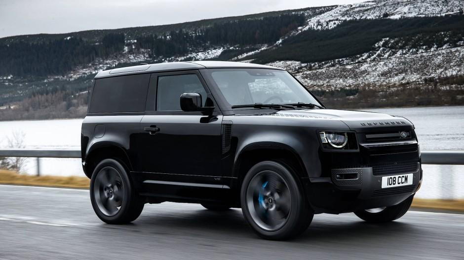Der neue Land Rover Defender