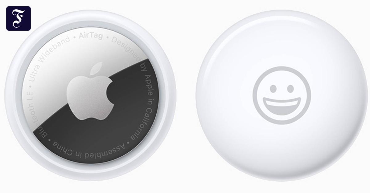 Apple Airtags: Wie funktioniert der Bluetooth-Schlüsselfinder?