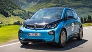 So anomal auch nicht: BMW i3