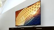 Panasonics erster Oled-Fernseher