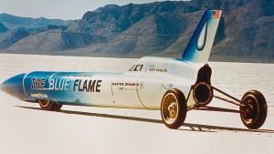 1001 km/h mit alternativem Antrieb