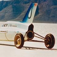 Das Weltrekordfahrzeug