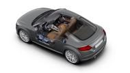 Audi hat den TT mit einem neuen Soundsystem von Bang & Olufsen bestückt