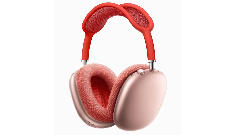 Der erste ohrumschließende Kopfhörer von Apple: die Airpods Max
