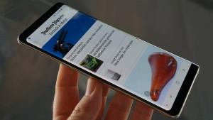 Das Samsung Note 8 ist da