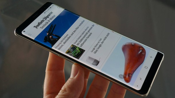 So sieht Samsungs Phablet aus