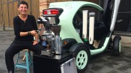Der Trend geht zum E-Kaffee
