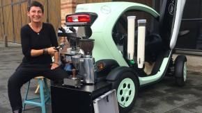 Das e-Espresso-Mobil
