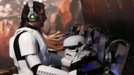 Mittendrin statt nur dabei: Besucher auf der Gamescom 2013