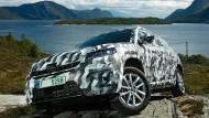 Der Škoda Kodiaq wird im September in der ersten Fahrvorstellung präsentiert