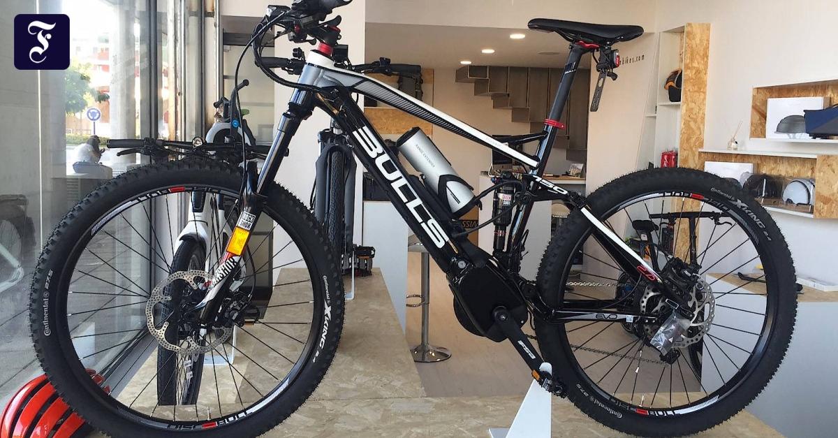 E-Bike: Mehr Antrieb dank Reibrolle und Reservetank