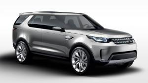 Land Rover hebt ab
