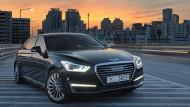 Nach dem Vorbild der japanischen Hersteller will Hyundai die Luxusmarke Genesis etablieren