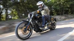 Harley stellt sich auf eine höhere Ebene