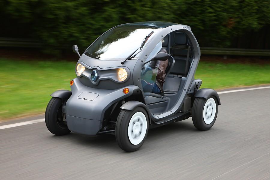 renaults elektromobil twizy weder motorrad noch auto auto verkehr faz. Black Bedroom Furniture Sets. Home Design Ideas