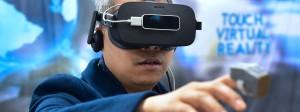 Auch auf der diesjährigen CES gelang einigen Besuchern wieder die Flucht in eine virtuelle Realität