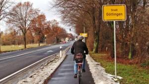 Glücklich in Göttingen