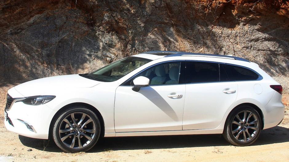 Mazda 6 Mit G Vectoring Im Test