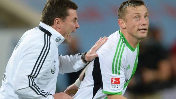 Wolfsburg springt auf Europacup-Rang