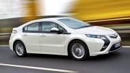 Für 7600 Euro weniger zu haben: Opel Ampera