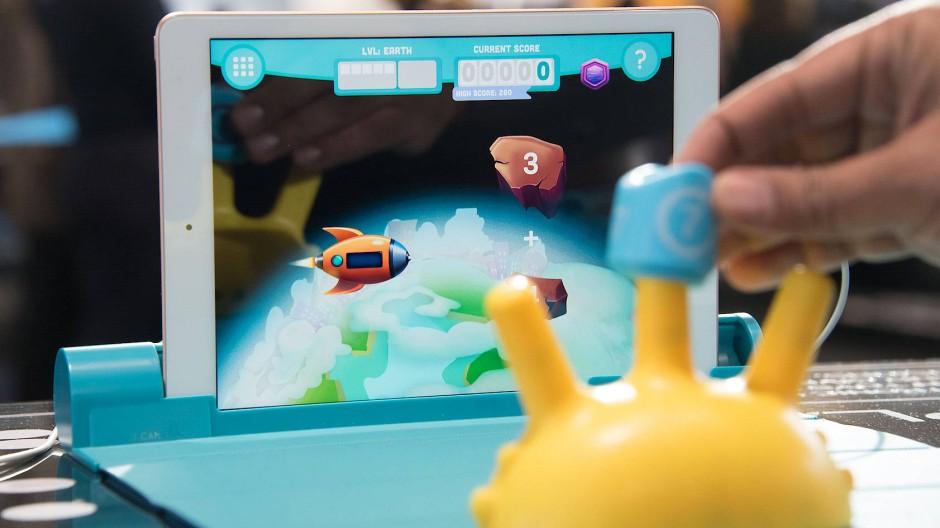 Play Shifu aus Indien stellen auf Apps basierende Lernspiele vor.