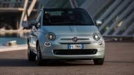 Ganz der alte: Neuer Fiat 500 mit Hybrid-Motor