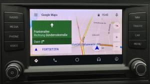 Mit Google oder mit Apple fahren?