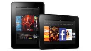 Kindle Fire HD und E-Book-Reader Paperwhite
