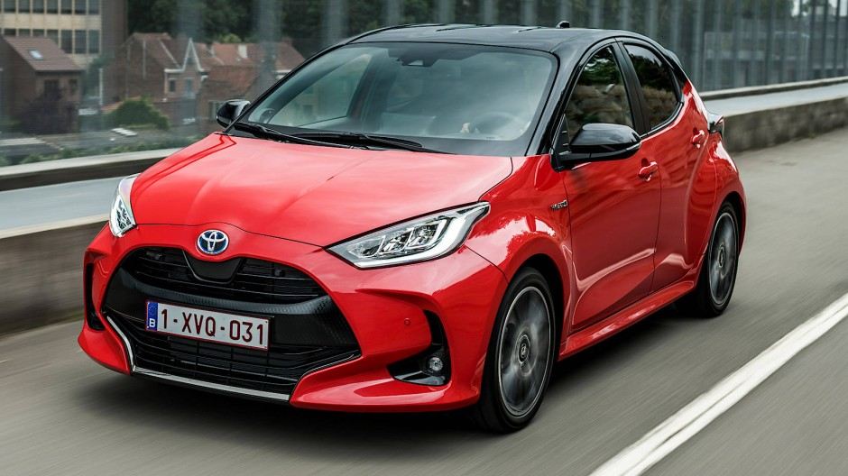 Car of the year 2021: Toyota Yaris