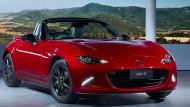 Seit 1989 ein Erfolg: der Mazda MX-5