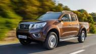 Nissan hat seinen Pick-up Navara grundlegend überarbeitet.