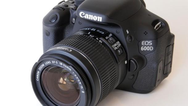 Canon eos 600d ein einstieg auf hohem niveau audio for Housse canon eos 600d