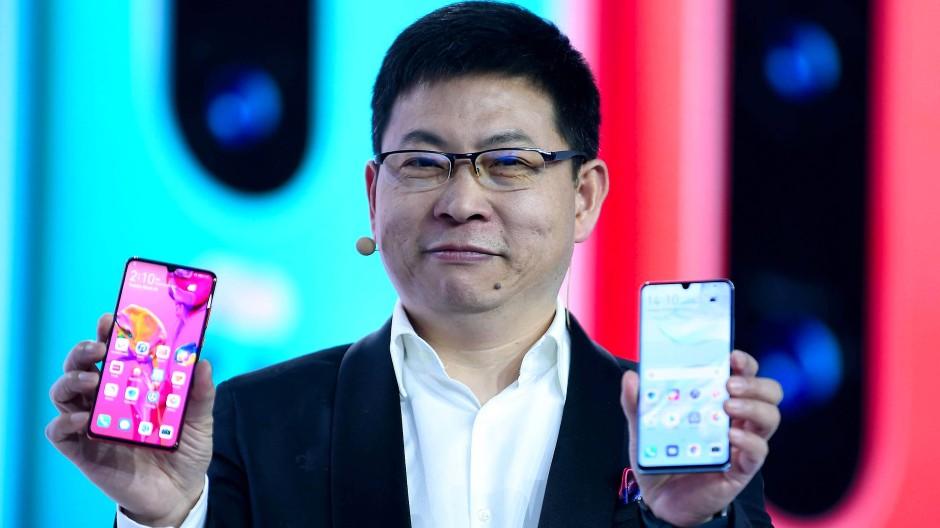 Könnte das letzte Smartphone von Huawei mit Google-Apps sein: das P30 und P30 Pro