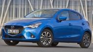 Der Mazda2 kommt ab Februar 2015