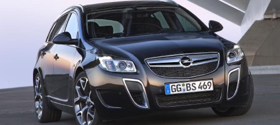Fahrtbericht Opel Insignia Sports Tourer Opc Ein Starkes Zeichen