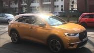 Angriff auf Audi