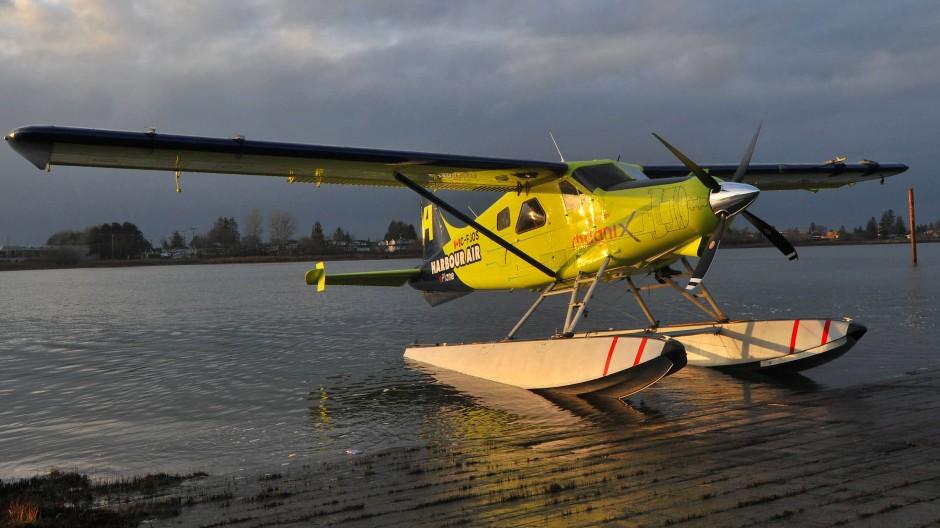 Dinosaurier der Luftfahrt: DeHavilland DHC-2 Beaver