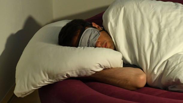 Wie man im Bett ist