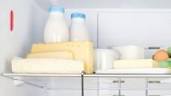 Nicht zum Verzehr geeignet: Peanuts in Kühlschrank