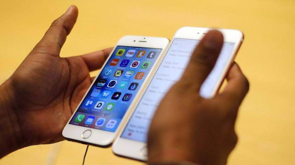 Schaltet sich möglicherweise überraschend ab: iPhone 6s