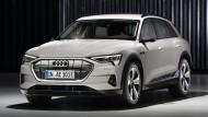 Ende 2018 kommen die ersten Audi Etrons in Kundenhand.