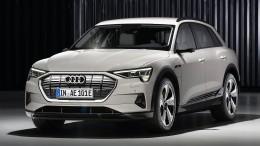 Das erste Elektroauto von Audi