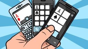Smartphones überholen die Personalcomputer