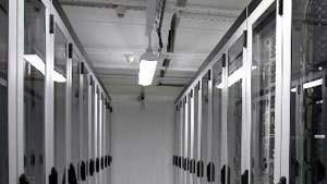 Der Datenspeicher lebt im Keller