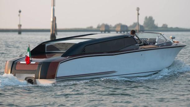 Venedig ahoi: Flüsternd durch die Lagune