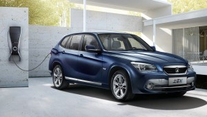 Chinas erstes Elektro-SUV