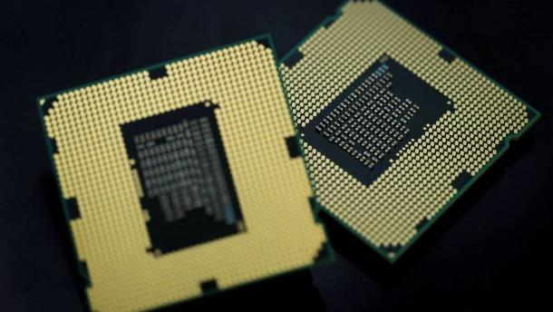 Neue Sicherheitslücken in Intel-Chips