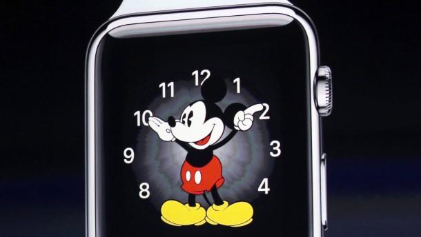Die Zeit ist reif für die Uhr
